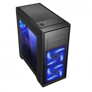 E8 WOLF -Intel Core i3-8350K 4Ghz+AMD RX 570 4GB+WIN 10 PRO