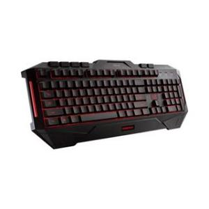 ASUS Cerberus black gaming keyboard (CZ/SK layout)