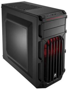 Corsair Carbide Series SPEC-03 Red LED Gaming Case