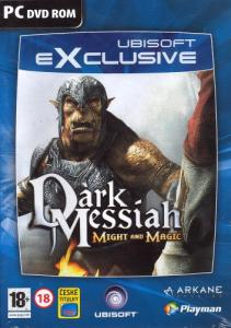 Dark Messiah of Might and Magic CZ